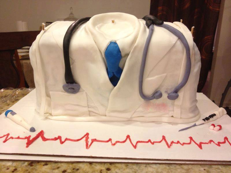Doctors Birthday Cake StudyPK