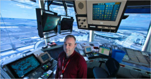 Air Traffic Controllers average hourly salary for all 50 states — N.H. tops the list at $64k