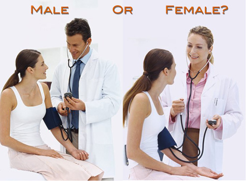 Male or Female Gynecologist? – HealthAdel
