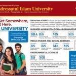 Sindh Madressatul Islam University BS Media Studies & Social Sciences Admission 2015