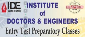 Institute of Doctors & Engineers (IDE) Lahore