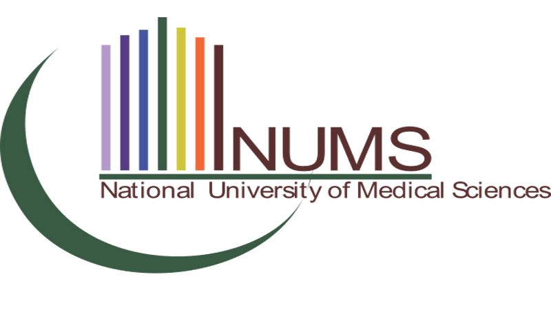 NUMS Entry Test For MBBS BDS Admissions 2018