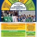 National Science Talent Contest (NSTC) Careers Program Registration 2019
