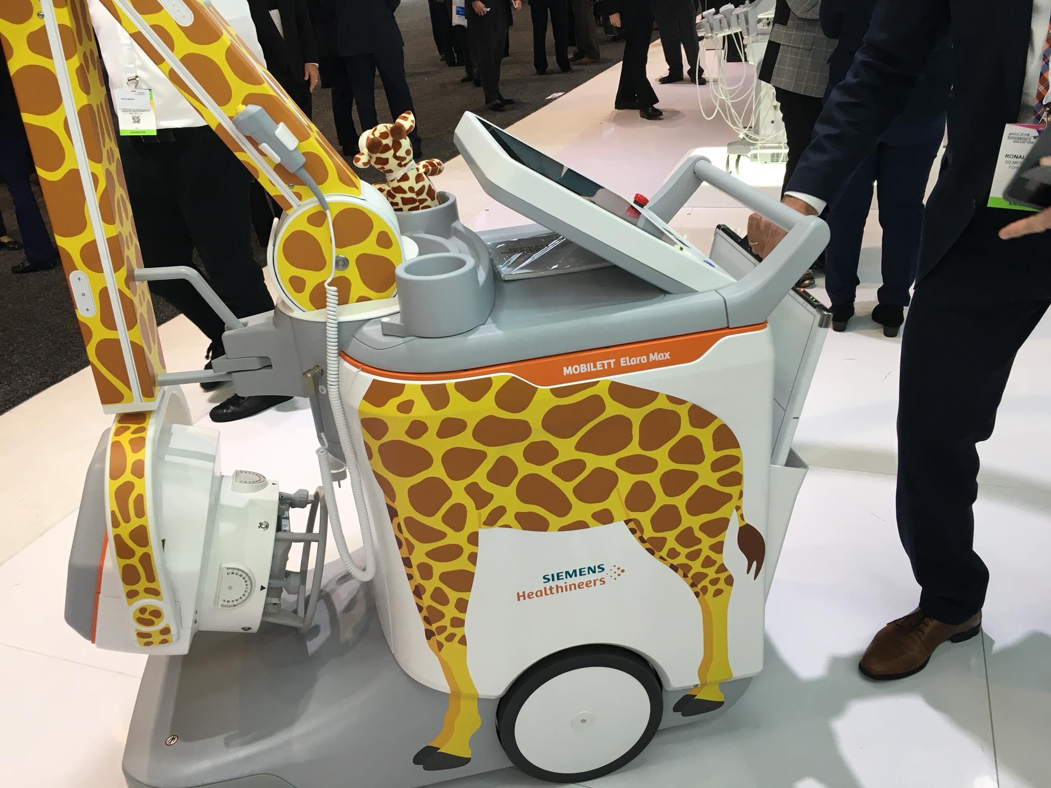 Siemens Healthineers GmbH Debuts Mobilett Elara Max Mobile X-ray