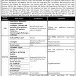 Lab Technician, Dispensers, Nurses Job at IHS Sindh 2018