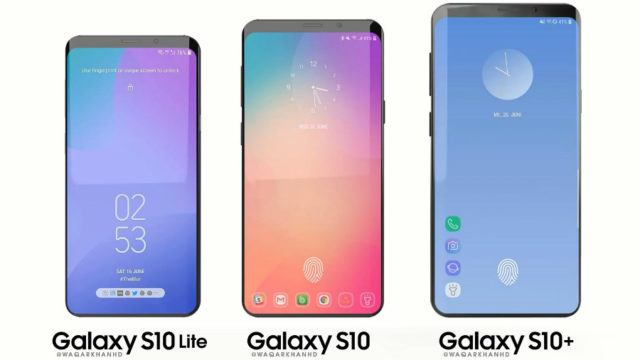 Samsung Galaxy S10 Might Have 12GB RAM/1TB ROM Variant