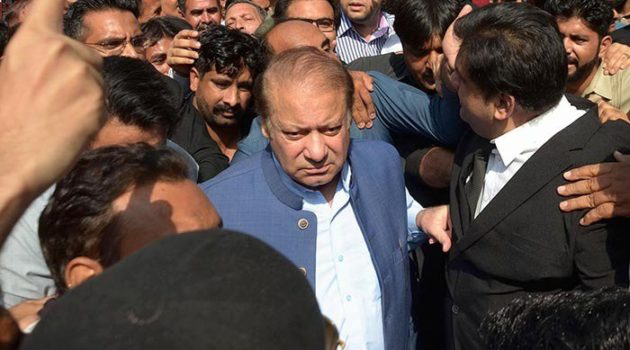 Nawaz shifted from Adiala to Lahore's Kot Lakhpat jail to Serve Term