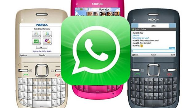 WhatsApp Will Stop Working on Nokia S40 Phones Today