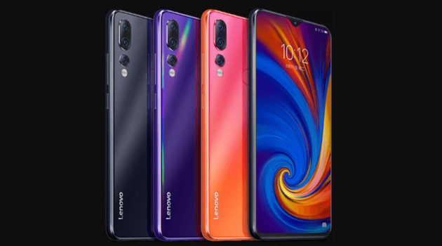 Lenovo launched Z5s with Snapdragon 710 processor, triple rear cameras