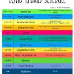 Daily COVID-19 Schedule