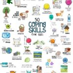 50 Coping Skills for kids